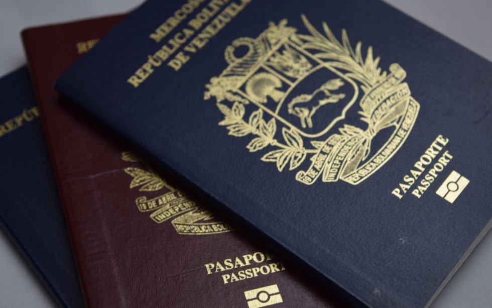 Venezuela passports