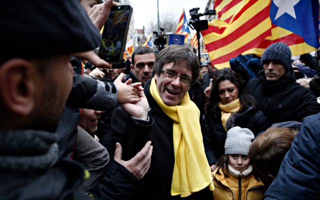 Catalan catalonia
