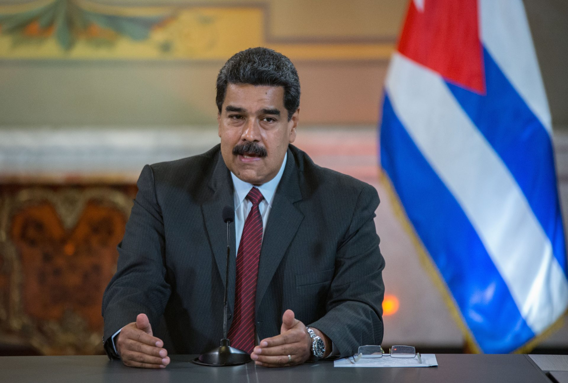 Maduro: Petro Public Sale In November While Website and Wallet Are Live