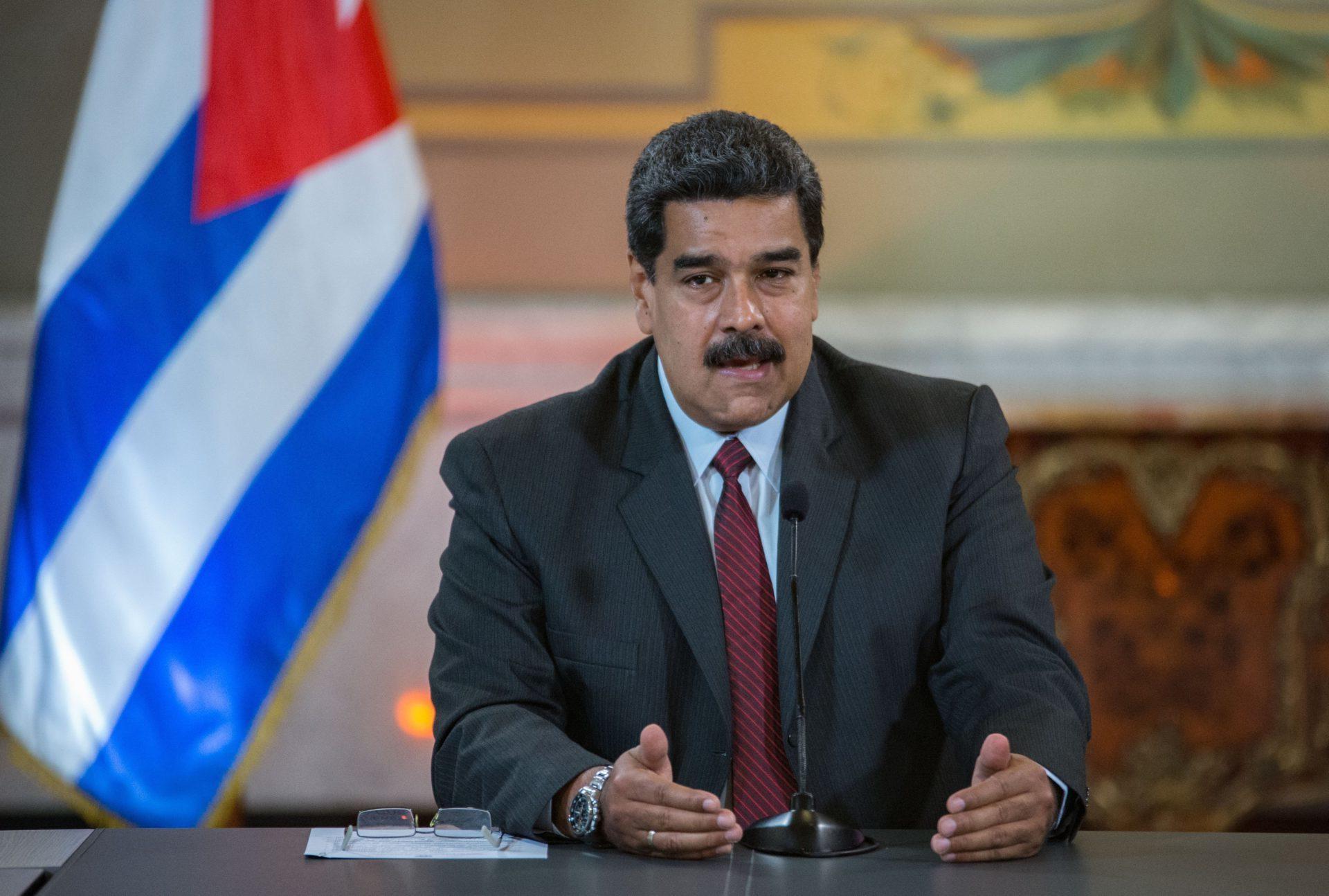 Maduro Venezuela bitcoin