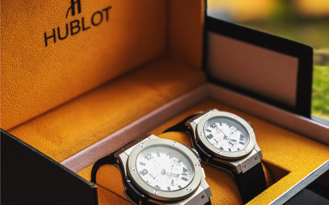 New $25,000 Hublot 'Blockchain Watch' Buyable Only With Bitcoin
