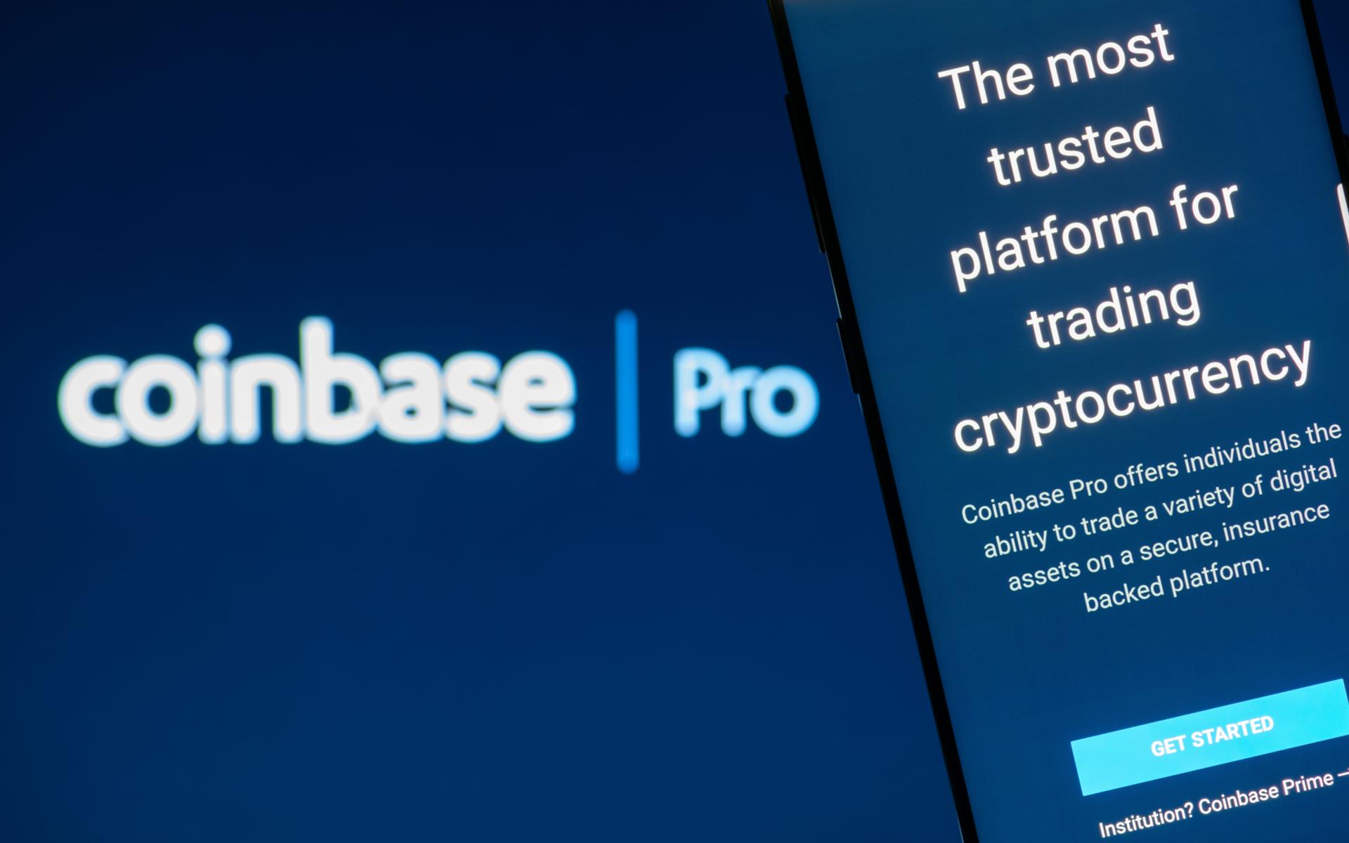 Coinbase Pro Dash