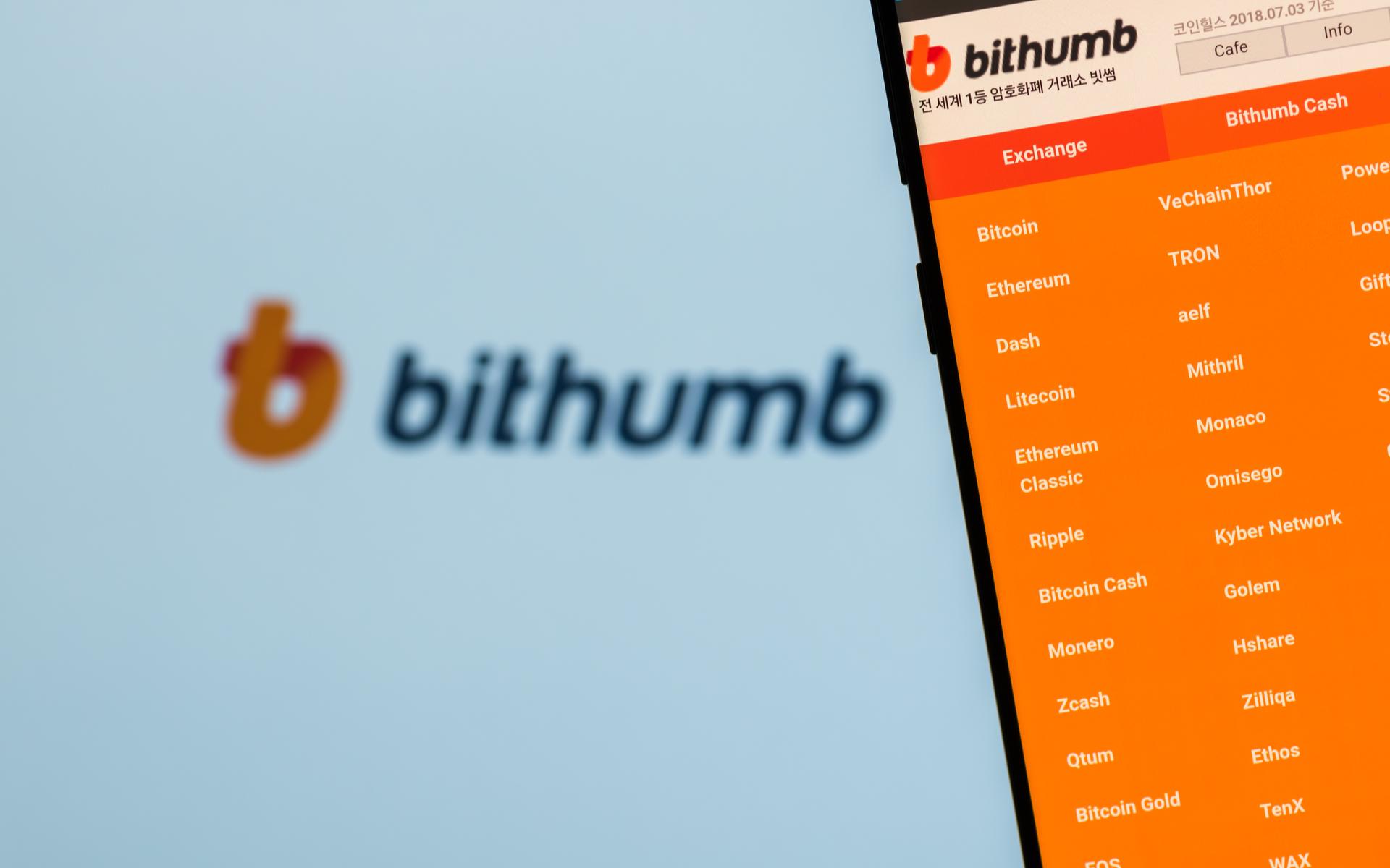 bithumb india blockchain partnership