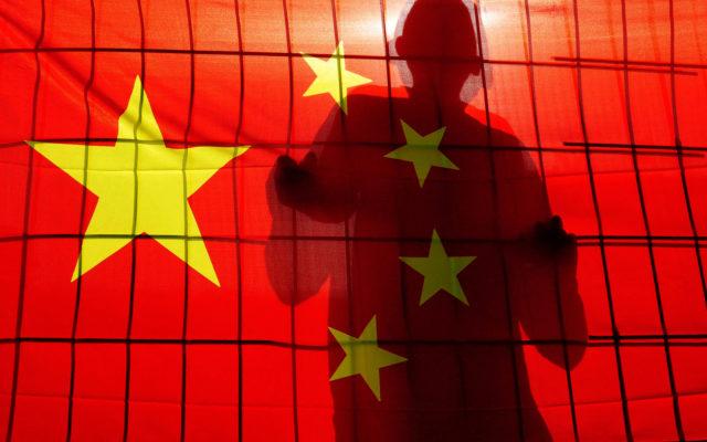 China Bitcoin mining ban