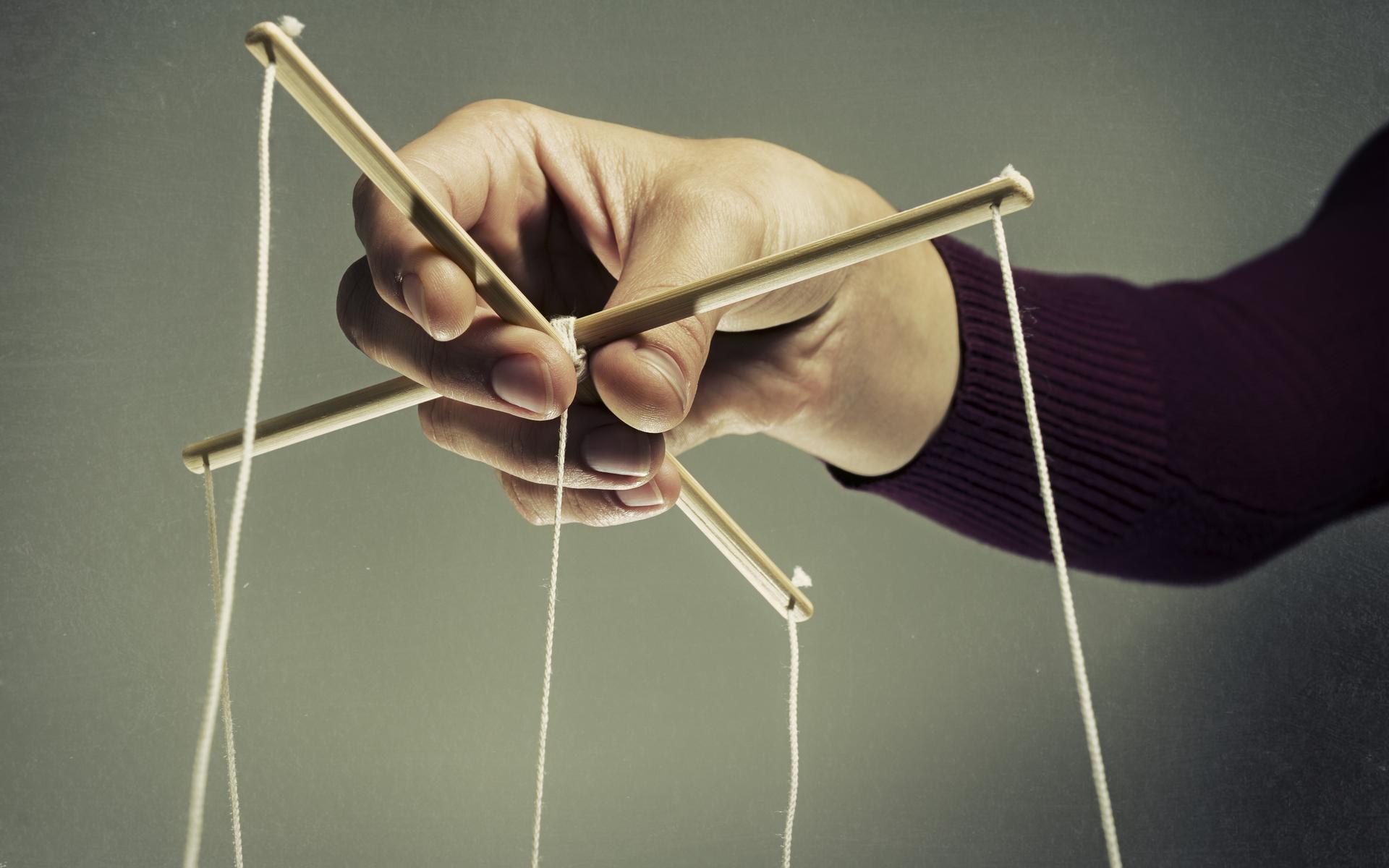 UASF control puppet