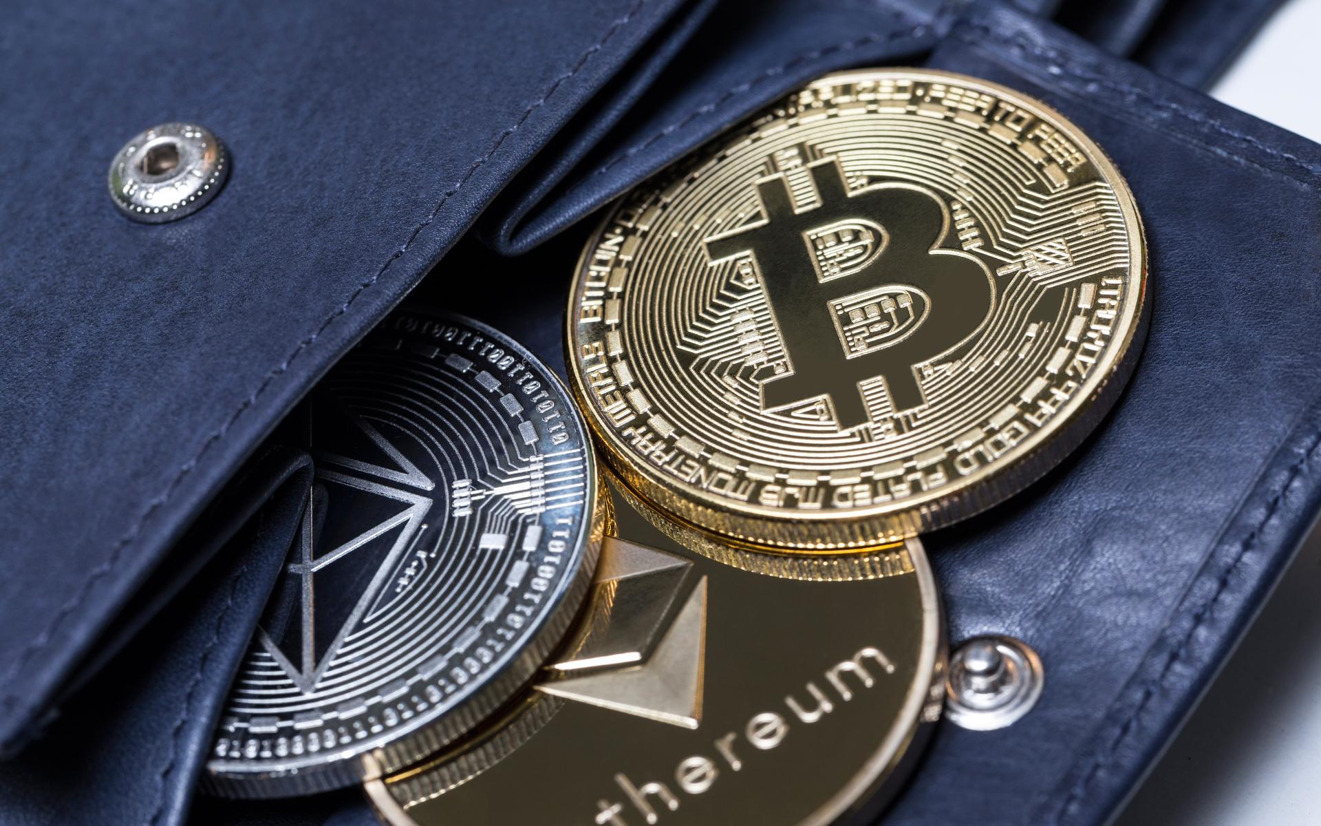 trezor bitcoin ethereum wallet