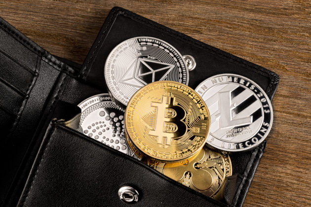 bitcoin and cryptocurrency wallet
