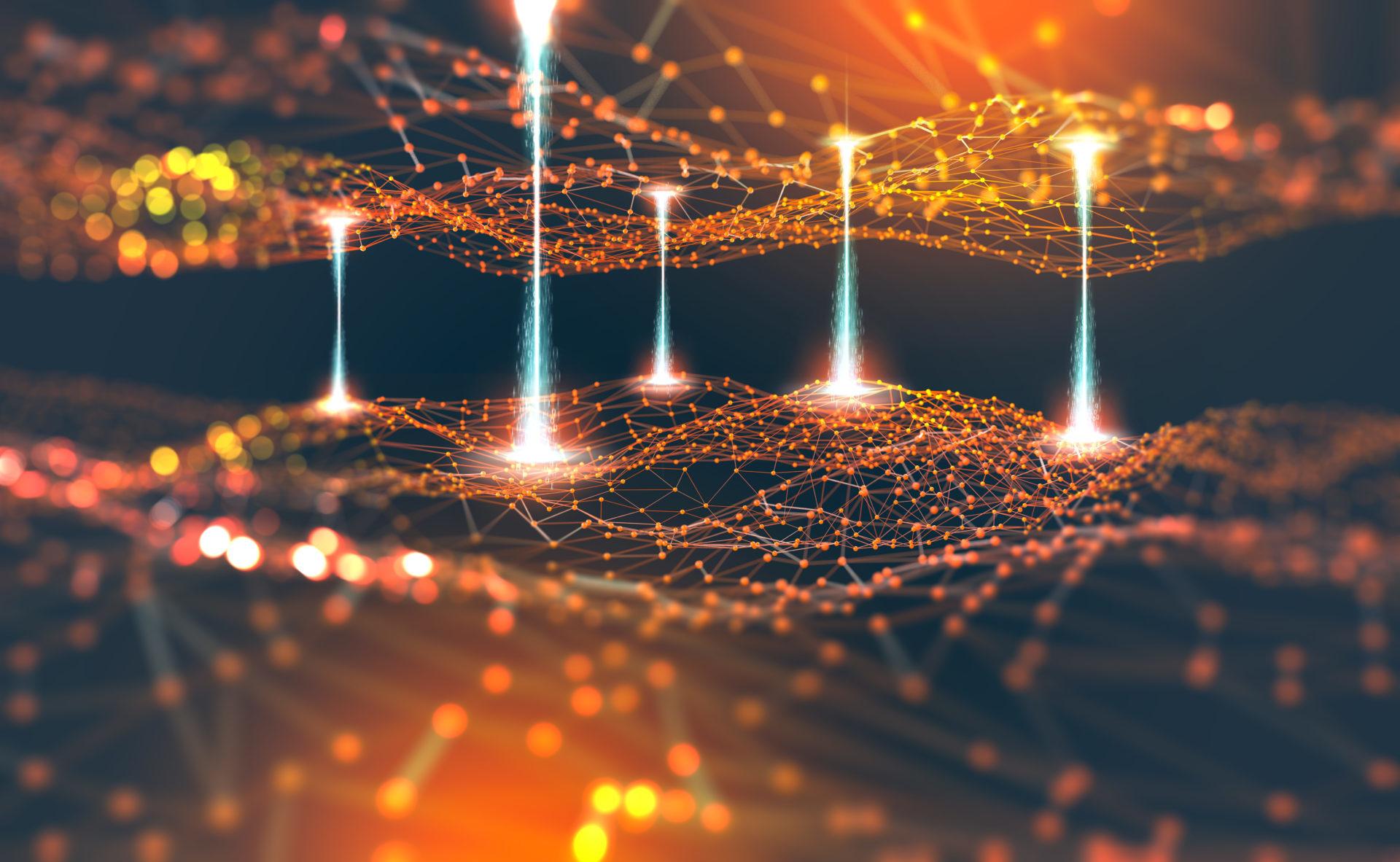 crypto price network activity