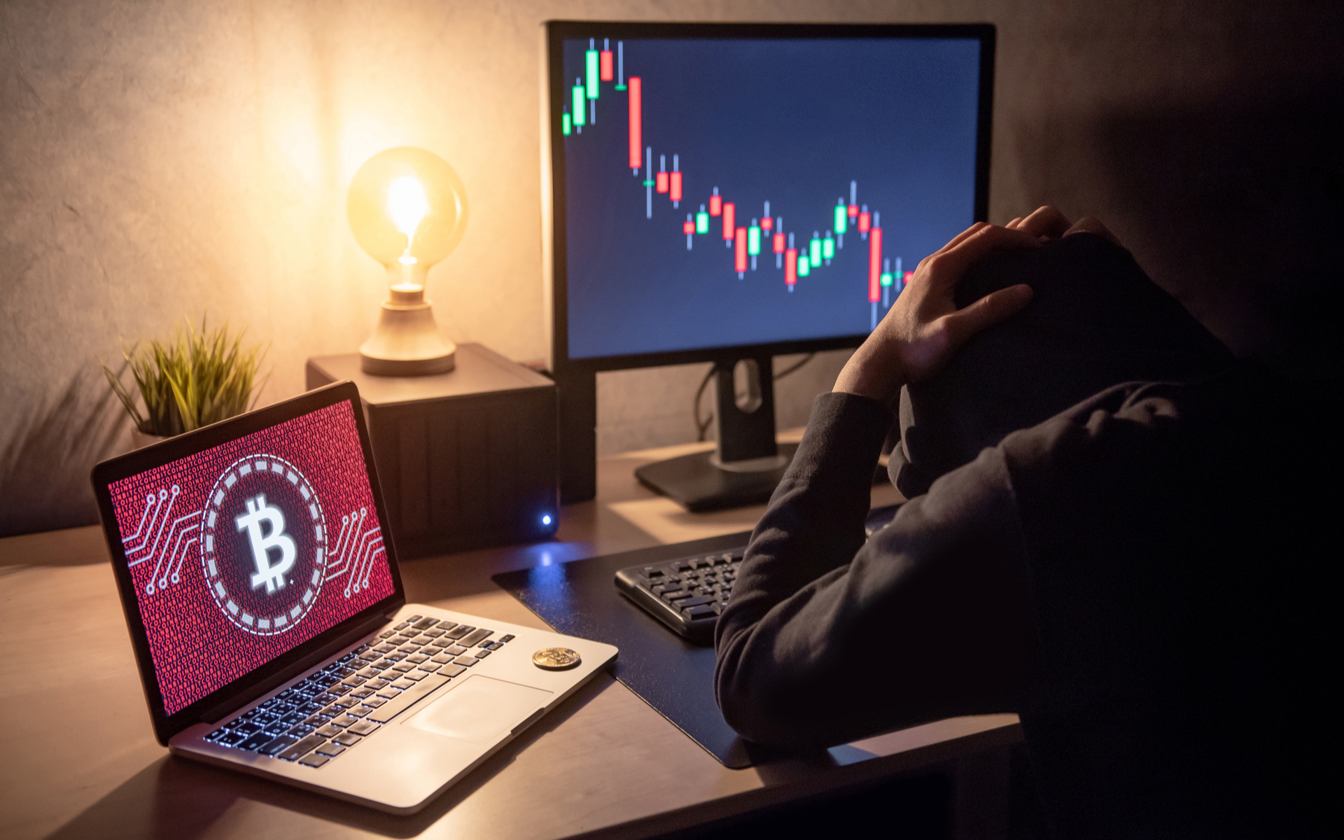 Student Turns $5K into $800K Trading Crypto, But Now Owes $400K in Taxes