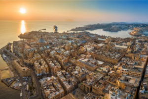 Malta Valletta Bitcoin real estate