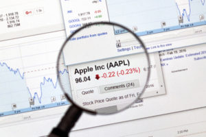 AAPL BTC Apple stock market