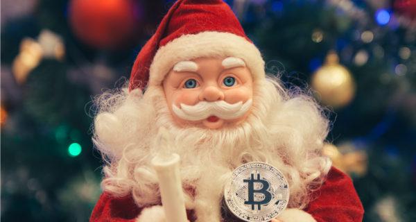 Bitcoin price santa claus