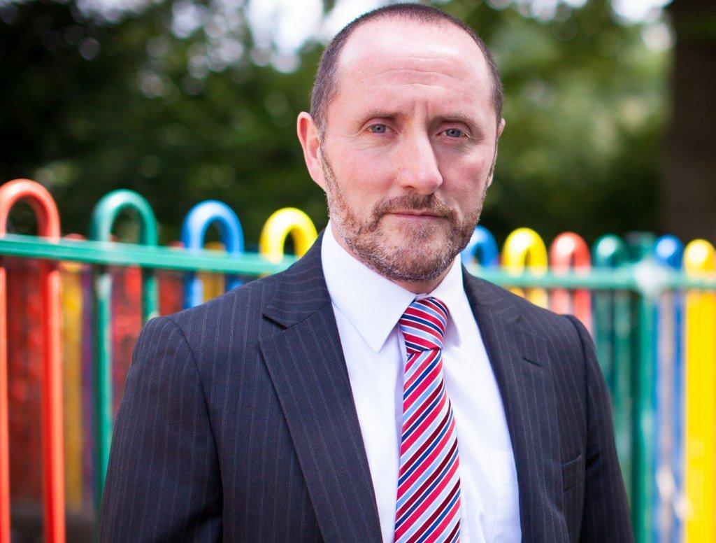 Eddie Hughes MP UK