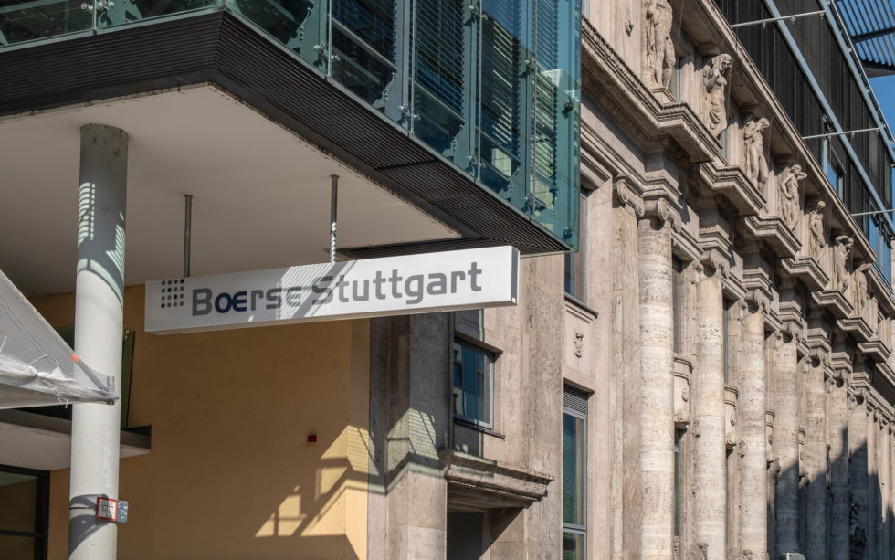 Stuttgart Stock Exchange to Launch Crypto Trading Platform in 2019