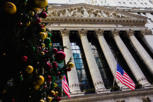 stock market christmas bitcoin price