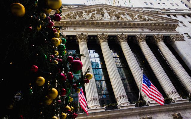 Bitcoin Price Caps Christmas Cheer as Stock Traders Receive Coal