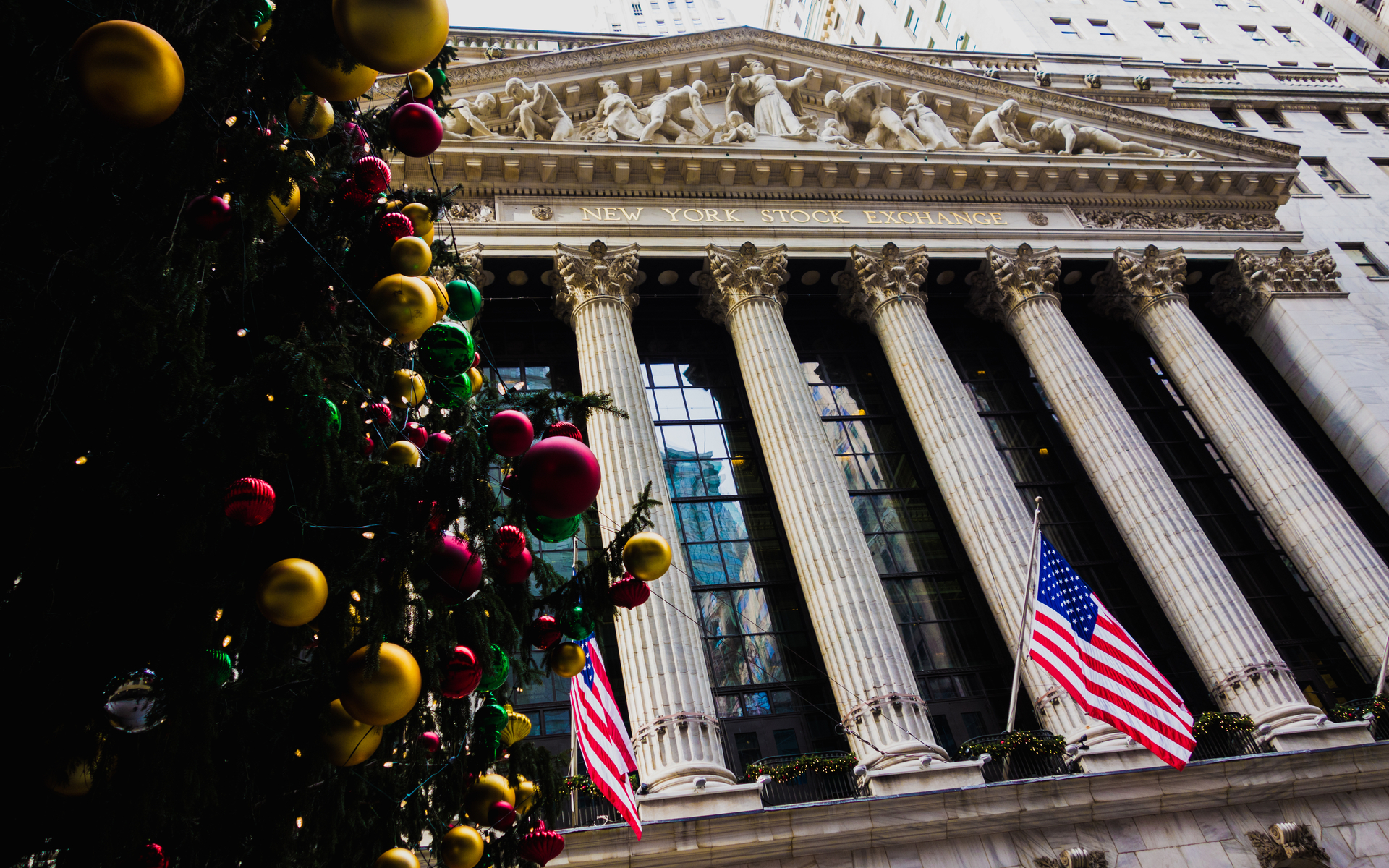 stock market christmas bitcoin price