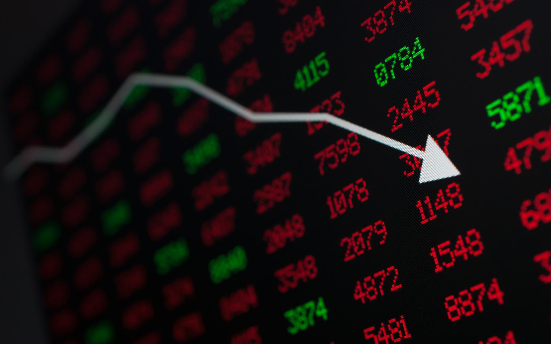 FAANG stocks crash