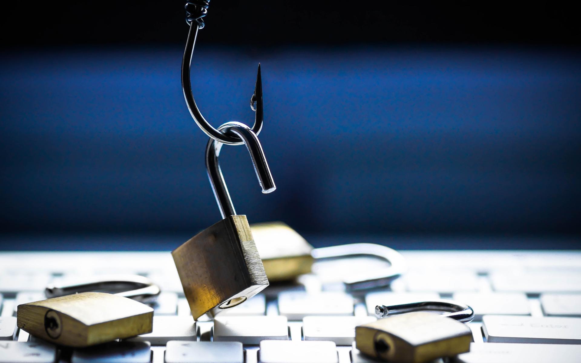 Electrum wallet phishing attack
