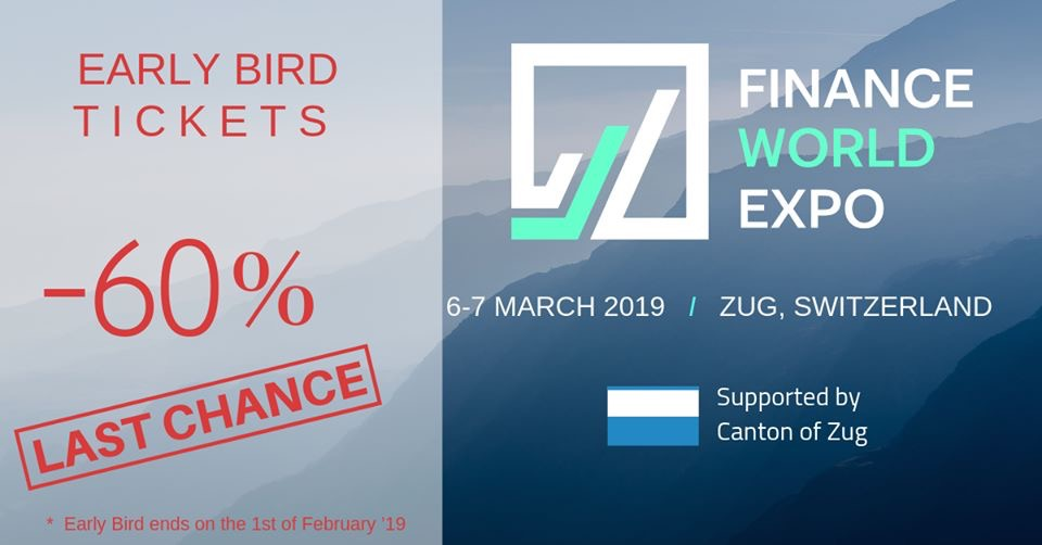 finance world expo early bird