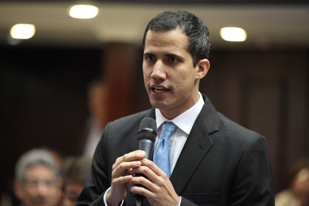 Image result for juan guaido
