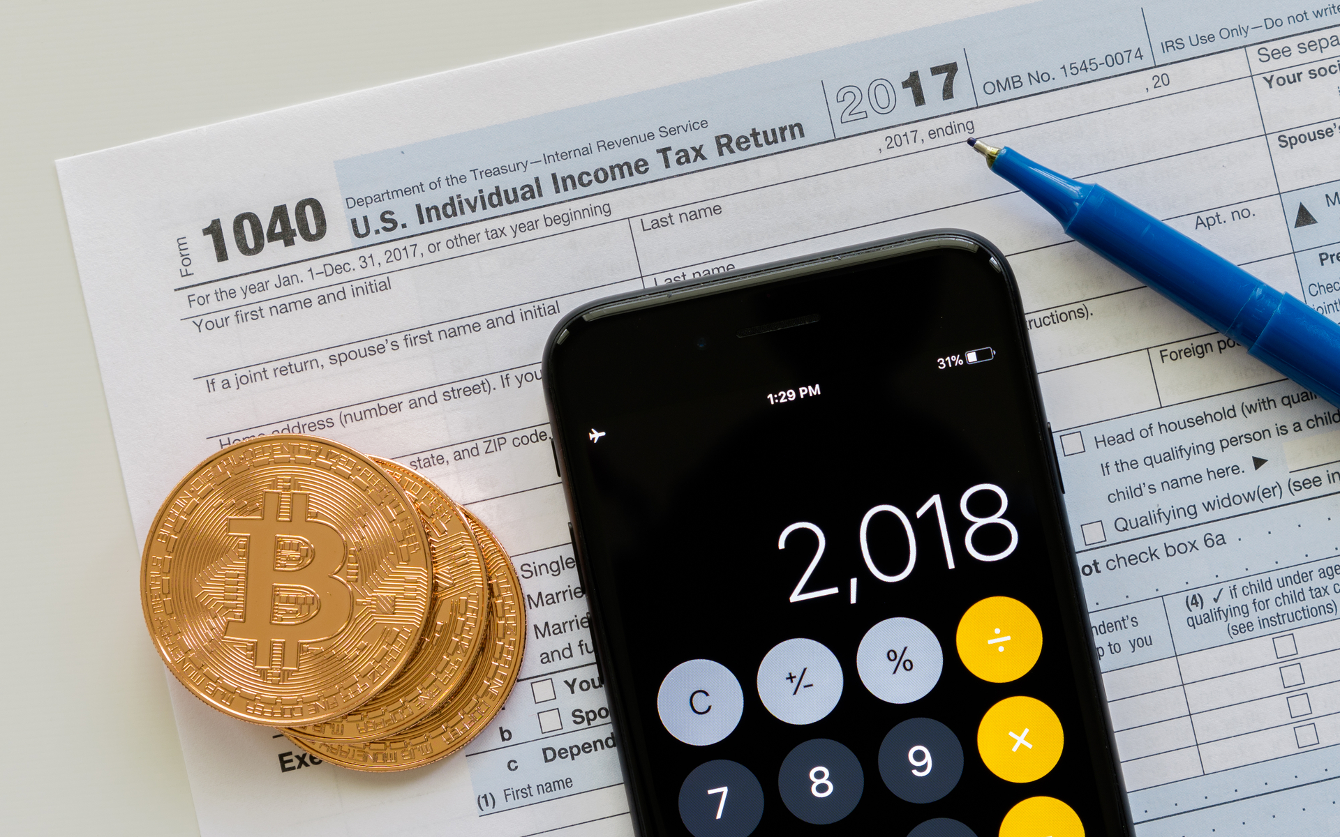 cryptocurrency taxes bitcoin tax