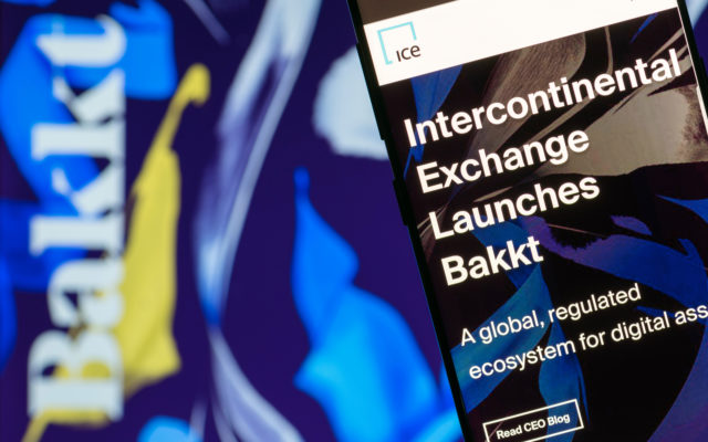 Intercontinental Exchange Bakkt