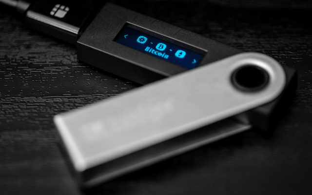 hardware wallet nano s ledger binance decentralized exchange
