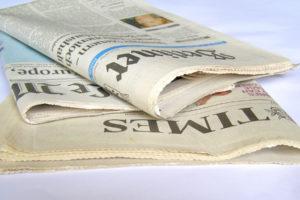 The times newspaper genesis block