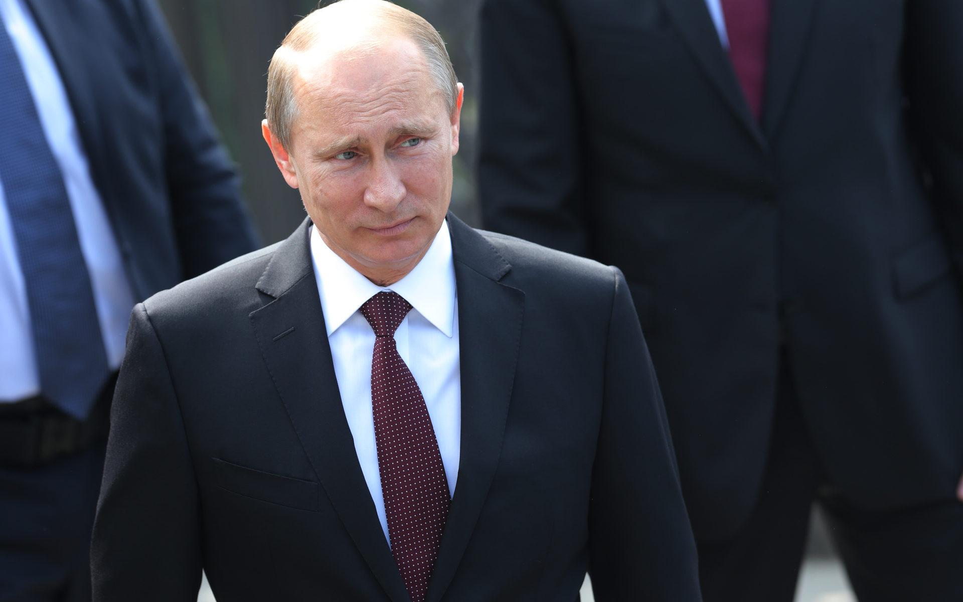 Russia Bitcoin Putin cryptocurrency