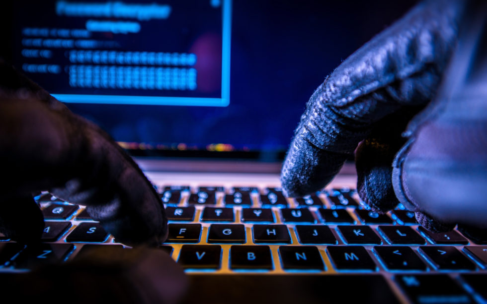 ransomware cyber criminal