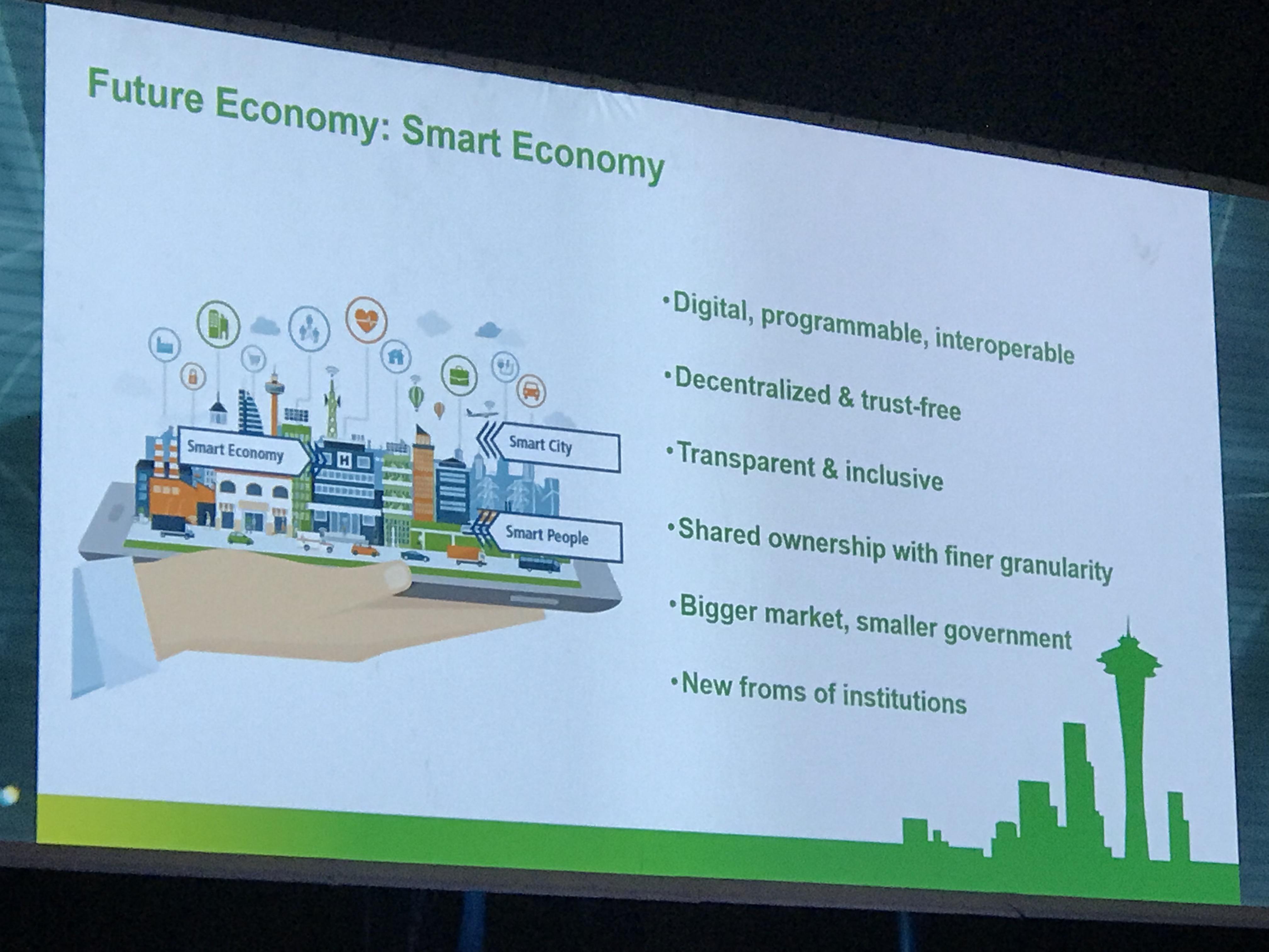 NEO Smart Economy