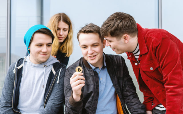 bitcoin millennials