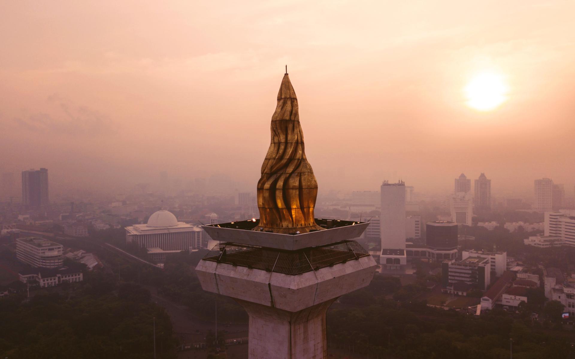 indonesia jakarta Bitcoin