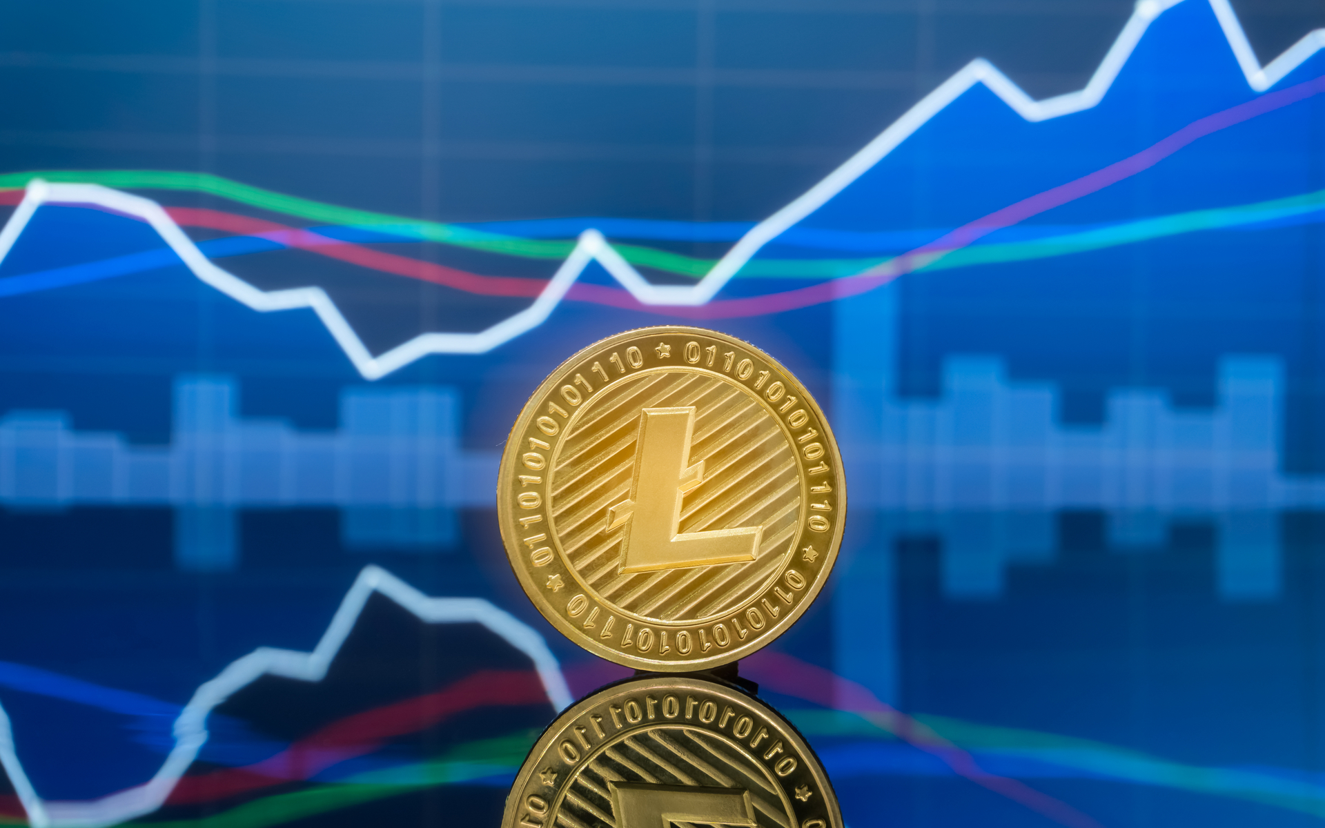 Litecoin Breaks Away From BTC – Up 33% In a Week on Halving FOMO