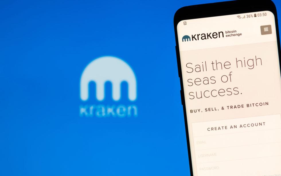 kraken mobile