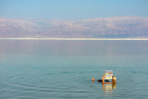 israel dead sea newspaper