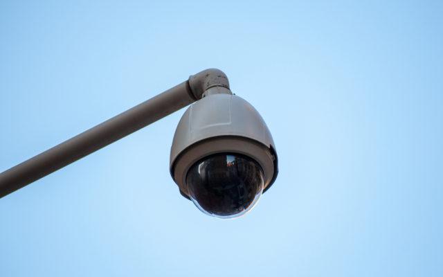 surveillance camera Coinbase