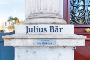 julius baer switzerland private bank