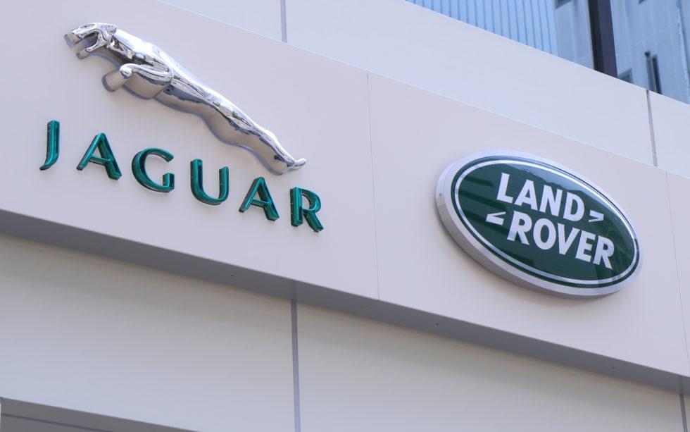 jaguar land rover blockchain