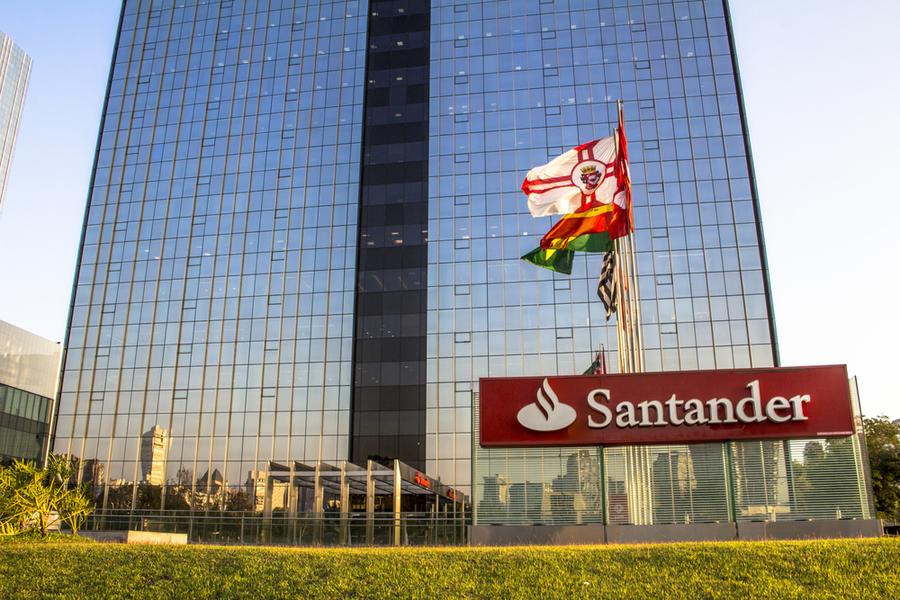 santander bank brazil