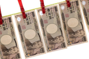 japanese yen money laundering