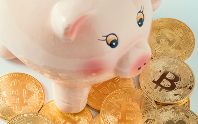 bitcoin piggy bank cambridge associates