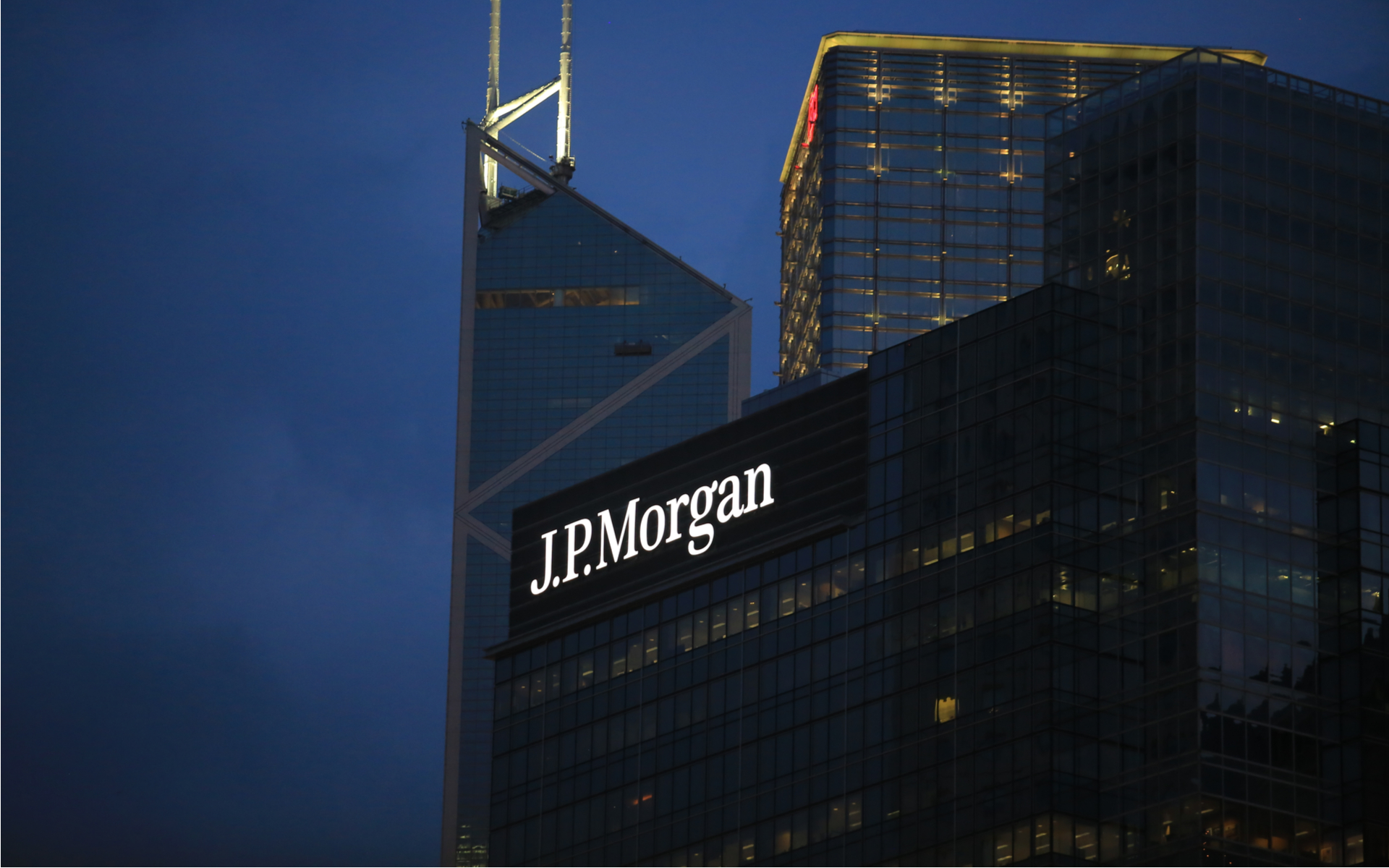 JP Morgan partnering for blockchain payments network