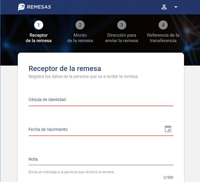 Patria: Venezuela Bitcoin Remittance Site