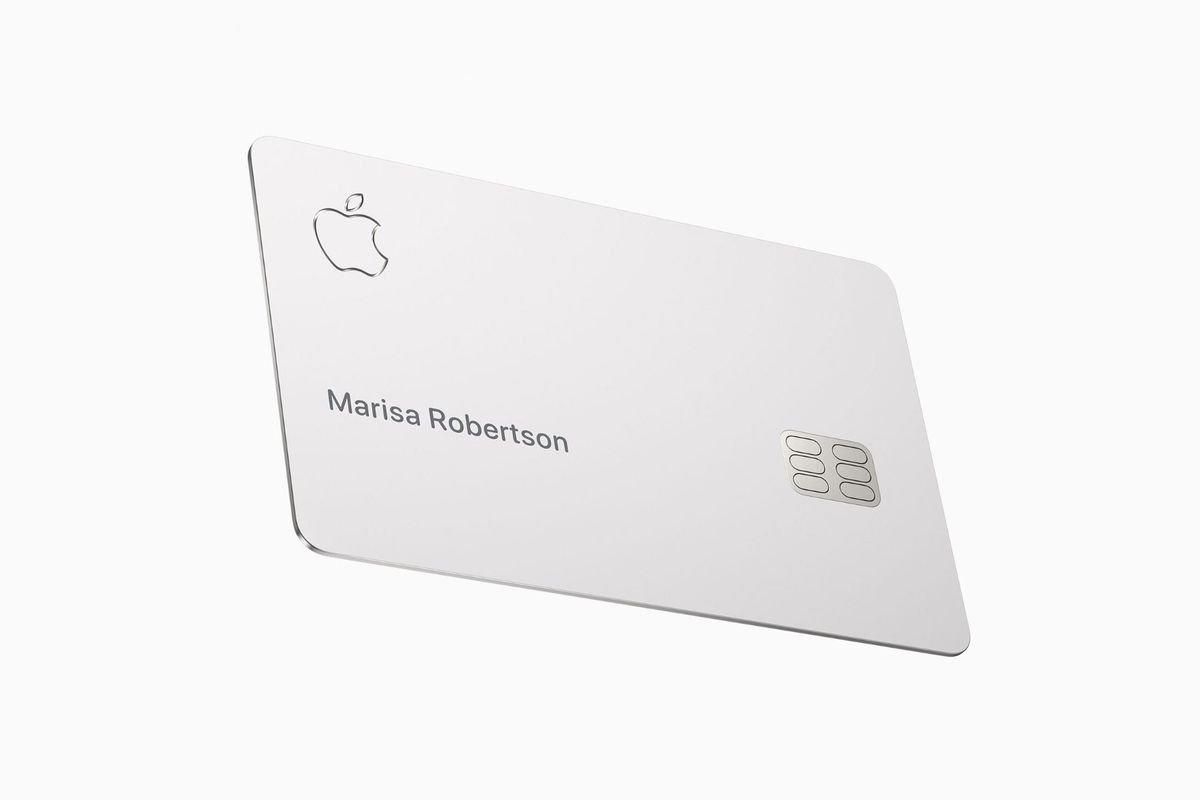 Apple Card will not allow crypto purchasing