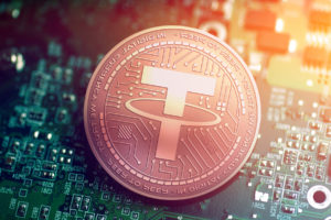 Tether is pumping bitcoin price