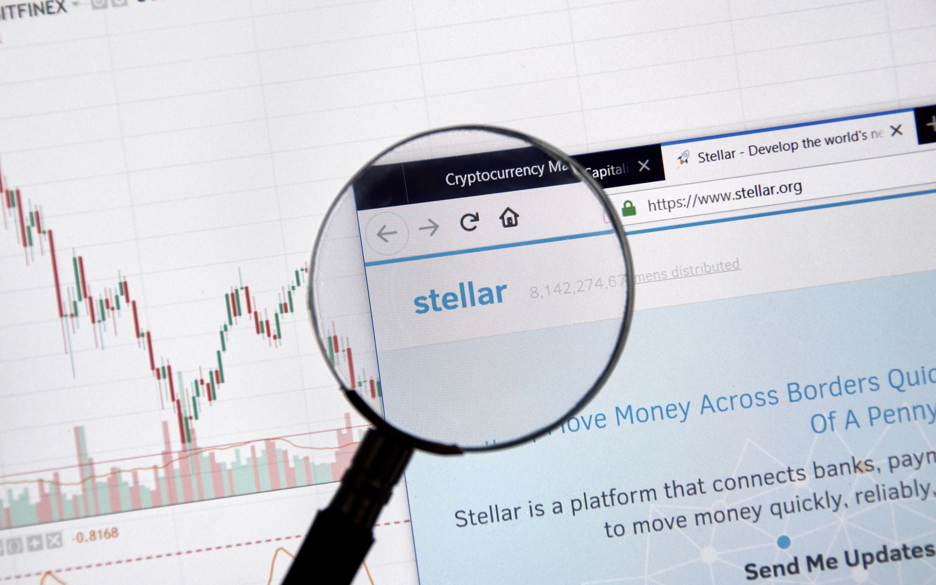 price of stellar cryptocurrency