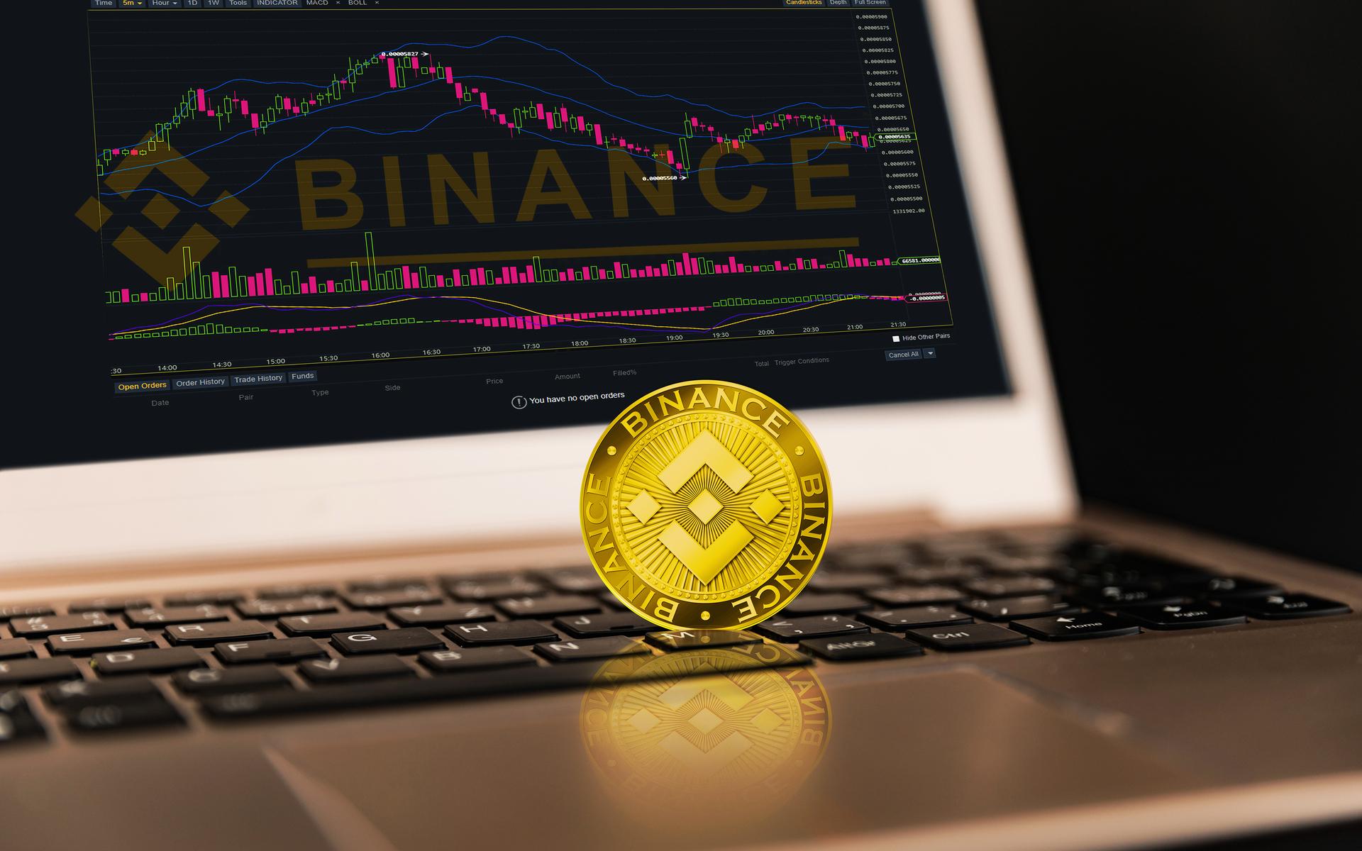 Iota price on binance