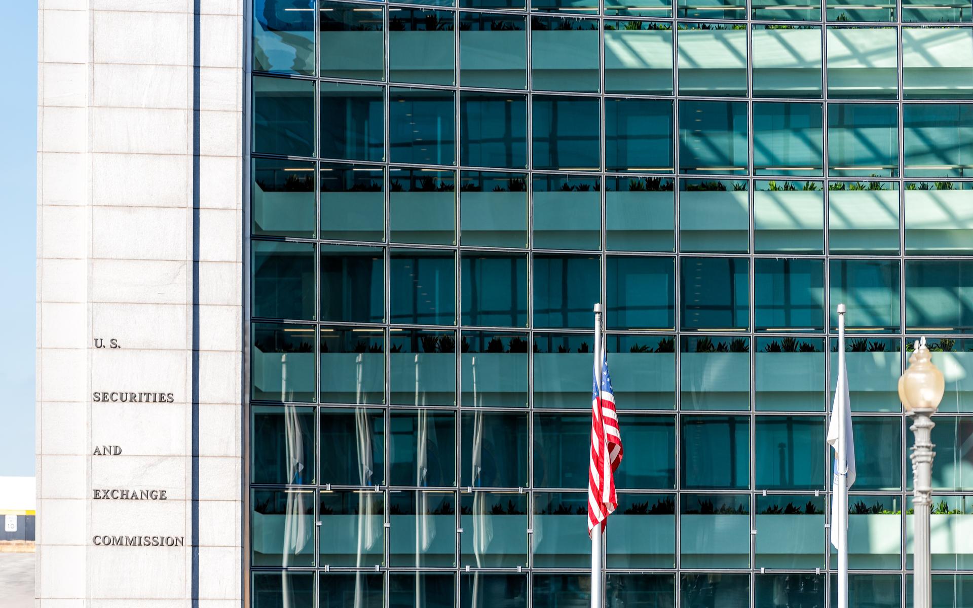 SEC securities exchange commission ICOs